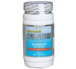 Calcium (100 Tablets)