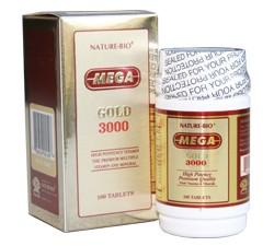 Mega Gold (100 Tablets)