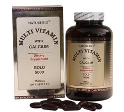 Multi-Vitamin (200 Capsules)