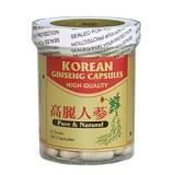 Korean Ginseng (100 Capsules)