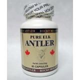 Deer Antler - 60 Caps